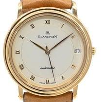 Blancpain Or jaune 33mm Remontage automatique 93-3318 occasion France, LYON