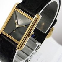 Cartier tank vermeil argento sterling (oro gold)