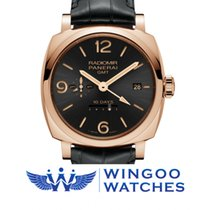 Panerai RADIOMIR 1940 10 DAYS GMT AUTOMATIC ORO ROSSO Ref....