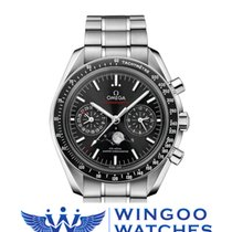 Omega MOONWATCH OMEGA CO-AXIAL MASTER CHRONOMETER MOONPHASE...