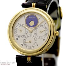 Gérald Genta Calender Moonphase Ref-G2426-4 18k Yellow Gold...
