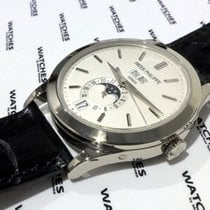 Patek Philippe Complications Annual Calendar White Gold -...