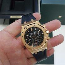 Audemars Piguet Royal Oak Chronograph 18K rose Gold 40 Limited...