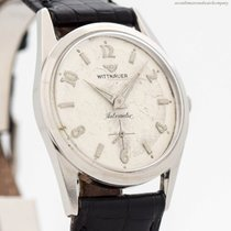 Wittnauer Steel 34mm Automatic pre-owned United States of America, California, Beverly Hills