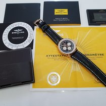 Breitling Navitimer 18ct Rose Gold Rattrapante Limited 250