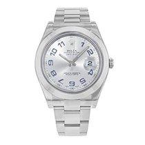Rolex Datejust II Steel 41mm Grey Arabic numerals UAE, DUBAI (By Appointment 10am-10pm)