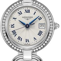 Longines Equestrian Steel 26mm Silver United States of America, New York, Airmont