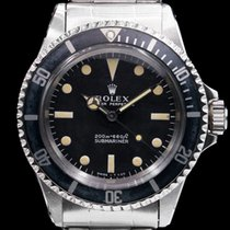 "Rolex 5513 Vintage Submariner 5513 ""Meters First"" ""Kissing 40""..."