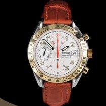 Omega Speedmaster Date Steel 38mm White Arabic numerals
