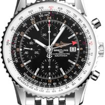 Breitling Navitimer World new Automatic Chronograph Watch with original box and original papers A2432212/B726/453A