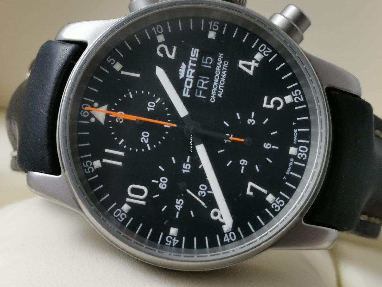 Koupě hodinek Fortis  f4d3da707f