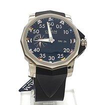 Corum Admiral's Cup (submodel) nuevo 2009 Automático Reloj con estuche y documentos originales 01.0001