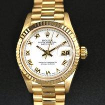 Rolex Lady-Datejust Yellow gold 26mm White Roman numerals United States of America, Virginia, Vienna
