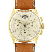 Universal Genève Compax 12295 3 pre-owned