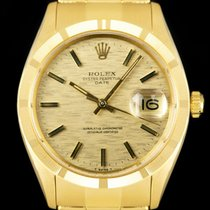 Rolex Rolex Oyster Perpetual Date 1501 Yellow gold 1972 Oyster Perpetual Date 34mm pre-owned United Kingdom, London