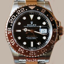 Rolex 40mm Automatic GMT-Master II new