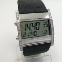 TAG Heuer Microtimer Steel 38mm