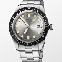 Oris Divers Sixty Five Steel 42mm Silver United States of America, New York, New York