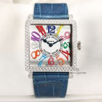 Franck Muller Color Dreams Oro blanco 29mm