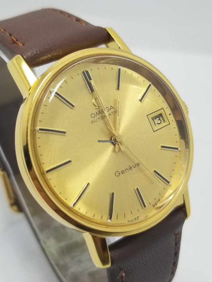 b3705b880ba7 Omega Genève - all prices for Omega Genève watches on Chrono24