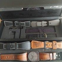 Bell & Ross BR 01-94 Chronographe Acero 46mm Negro Árabes