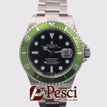 Rolex Submariner Date 16610LV 16610 LV 2008 occasion