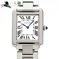 Cartier Tank Solo Steel 30mm Silver United States of America, California, Los Angeles