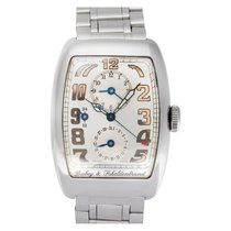 Dubey & Schaldenbrand Steel 33mm Automatic 263 pre-owned United States of America, Florida, Surfside