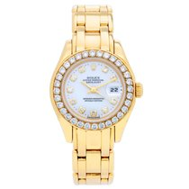 Rolex 69298/80298 Lady-Datejust Pearlmaster 29mm pre-owned United States of America, Texas, Dallas