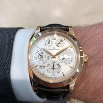 Jaeger-LeCoultre Master Eight Days Perpetual Ouro rosa Prata
