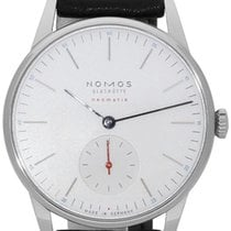 NOMOS Orion Neomatik Steel 36mm