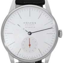 NOMOS Orion Neomatik pre-owned 36mm Leather