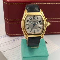 Cartier Roadster 2524 Very good Yellow gold 37mm Automatic