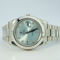 Rolex Day-Date II 218206 IBLDP 2019 new