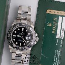 Rolex Acciaio 40mm Automatico 116710LN usato Italia, Perugia