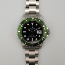 Rolex Submariner Date Steel 40mm Black No numerals United States of America, California, Marina Del Rey