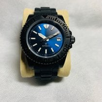 Seiko pre-owned Automatic 40mm Blue Glass 2 ATM