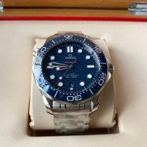 Omega Seamaster Diver 300 M 210.30.42.20.03.001 2020 new