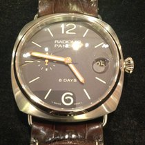 Panerai Radiomir 8 Days neu 45mm Titan