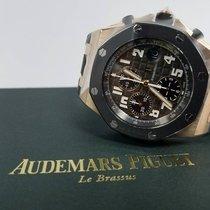 Audemars Piguet AP OFFSHORE 42mm Chronograph Rose Gold Rubberclad