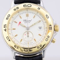 Chopard Mille Miglia 18K Gelbgold/Stahl Lady Chronograph...