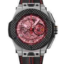 Hublot Big Bang Ferrari new 45.5mm Titanium