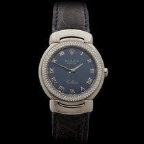 Rolex Cellini 18k White Gold Ladies 6671 - W2695