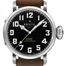 Zenith Pilot Type 20 Extra Special nieuw 45mm Staal