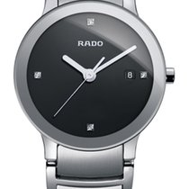 Rado Steel Automatic new Centrix