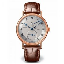 Breguet Classique Rose gold 38mm Silver Roman numerals United States of America, New York, New York