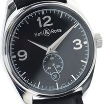 Bell & Ross 38mm Automatico usato Vintage Nero