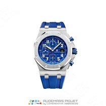 Audemars Piguet Chronograph 42mm Automatic 2018 new Royal Oak Offshore Chronograph Blue