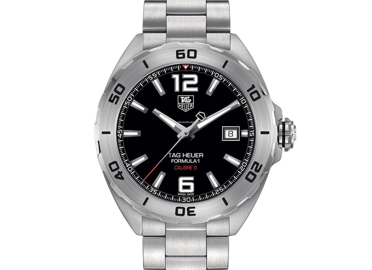 7f19eada25e TAG Heuer Formula 1 Calibre 5 - all prices for TAG Heuer Formula 1 Calibre  5 watches on Chrono24