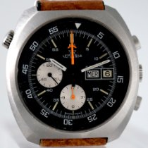 Lemania 44mm Automatic 1970 pre-owned